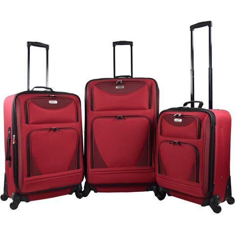 Travelers Club Skyview 2.0 3PC Expandable Spinner Set