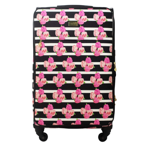 Macbeth Collection Women's Petunia 29 inch Spinner Luggage, Magenta