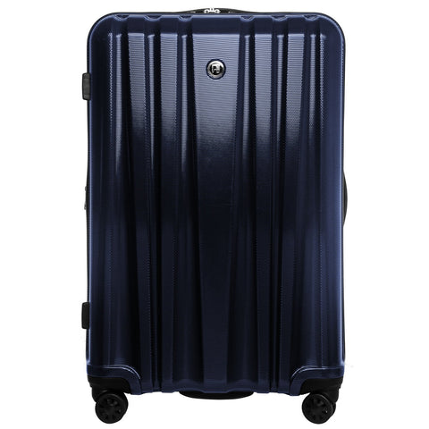 "Revo Impact Expandable Hardside Spinner, 25"", Navy"