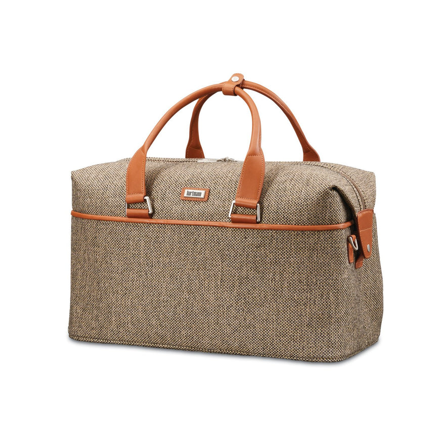 Hartmann 105167-4652 Duffel Bag, Natural Tweed, One Size