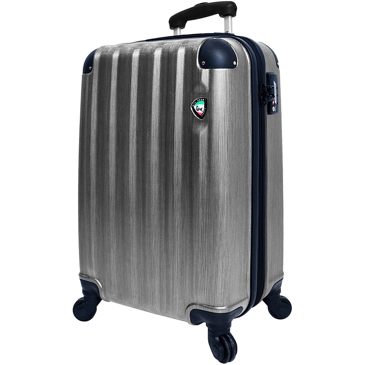 Mia Toro Lega Spazzolato Hardside 29in Spinner - Luggage Factory