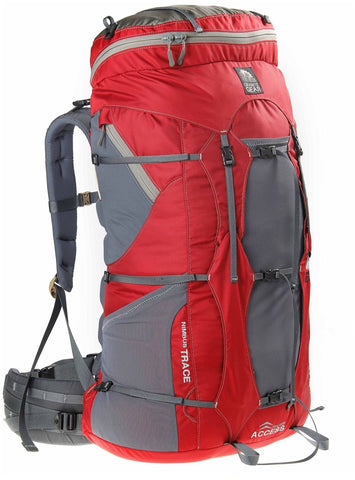 Granite Gear Women's Nimbus Trace Access 70 Ki Backpack, Red/Moon Mist, Regular