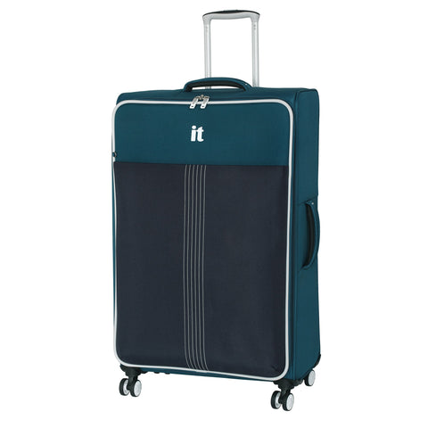 "it luggage 31.3"" Filament 8-Wheel Spinner, Louisiana Blues"
