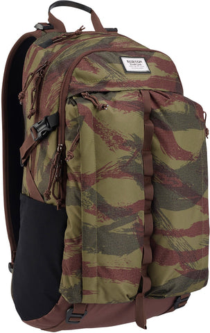 Burton Men's Bravo Pack Brushstroke Camo One Size