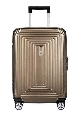 Samsonite Hand Luggage, Brown (Metallic Sand)