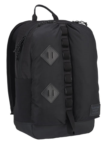 Burton Homestead Backpack, True Black Heather Twill
