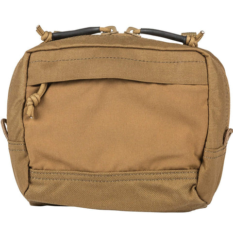 5.11 Tactical Flex Medium GP Lightweight, General Purpose Pouch, Style # 56427, Kangaroo