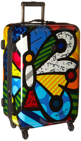 Heys America Britto 26-Inch Spinner Luggage