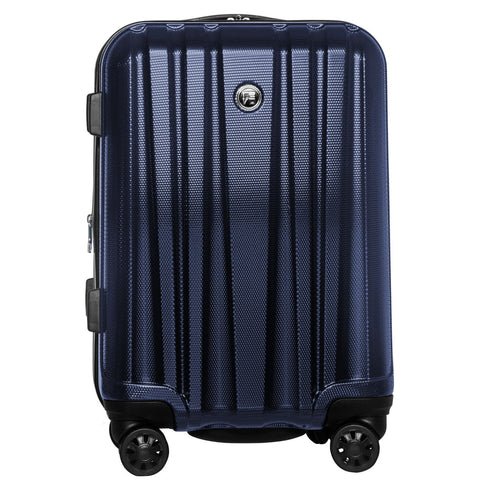 "Revo Impact Expandable Hardside Spinner 20"", Navy"