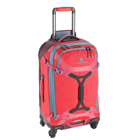 Eagle Creek Gear Warrior 4-Wheel Rolling Duffel Bag, 26-Inch, Coral Sunset