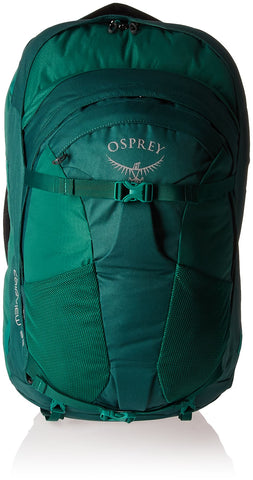 Osprey Packs Fairview 55 Women's Travel Backpack, Rainforest Green, X-Small/Small
