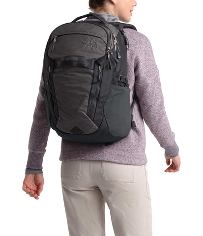 The North Face Surge, TNF Dark Grey Heather/Asphalt Grey, OS