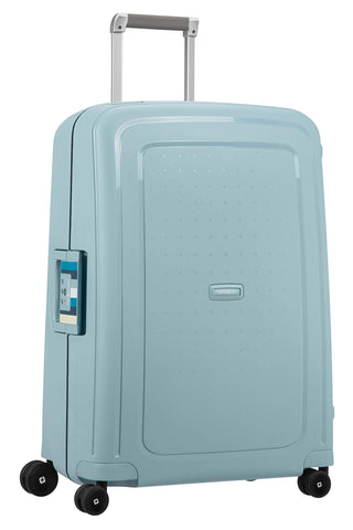 Samsonite Spinner 69, Blue (Stone Blue Stripes)