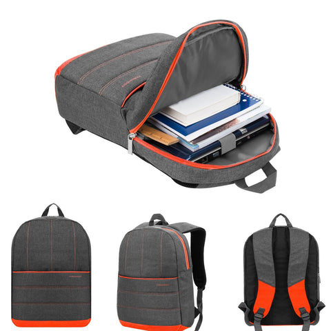 Vangoddy Men Feets Laptop Bag Sleeve Backpack for Dell Inspiron 15 3000, Inspiron 15, XPS 15, Inspiron 15 7000, Vostro 15 3000, Latitude Rugged Series, Latitude 14 Rugged Extreme, Vostro 14 3000