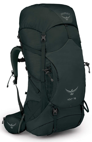 Osprey Packs Volt 75 Backpacking Pack, Conifer Green, One Size