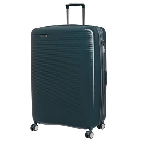 "IT Luggage 31.1"" Signature 8-Wheel Hardside Expandable Spinner, Reflecting Pond - Teal"