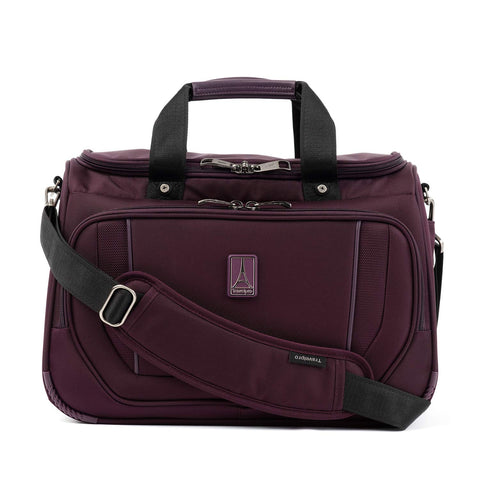 Travelpro Crew Versapack Deluxe Tote Travel, perfect Plum, One Size