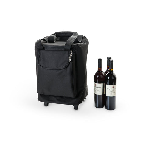 True 2710 Journey: 6 Bottle Suitcase