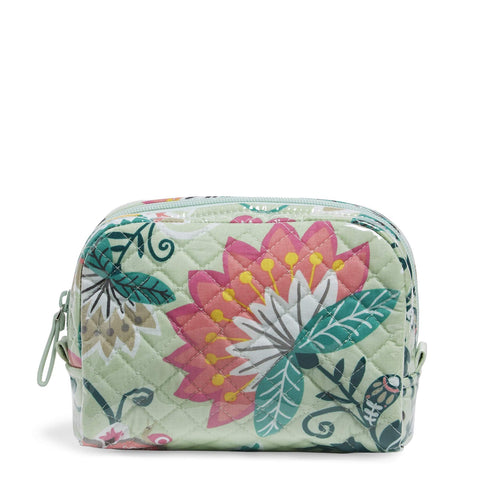 Vera Bradley Medium, Mint Flowers