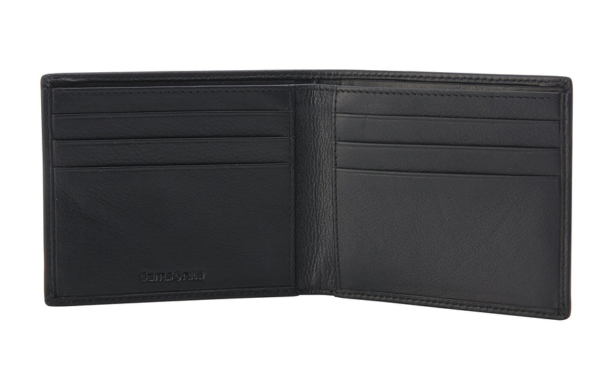 Samsonite Success SLG Billfold Coin Pouch, 10 cm, Black 75194/1041