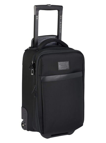 Burton Wheelie Flyer Travel Bag, True Black Ballistic, One Size