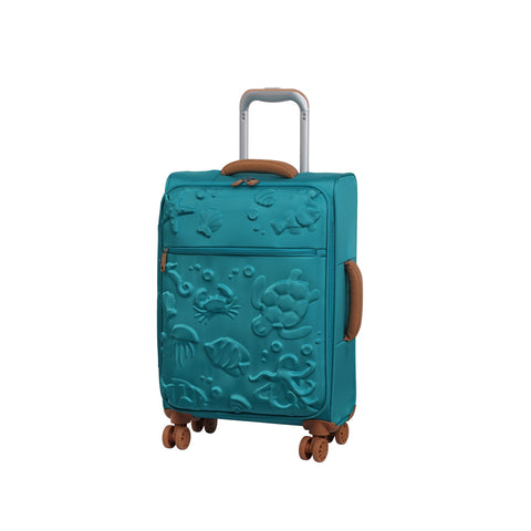 it luggage Suitcase, Scuba Blue