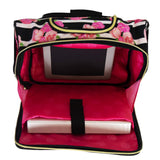 Macbeth Collection Women's Petunia 16in Soft Sided Luggage, Magenta