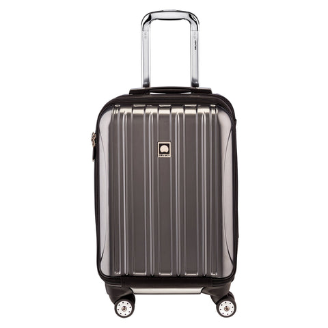 DELSEY Paris Luggage Small Carry-on, Titanium