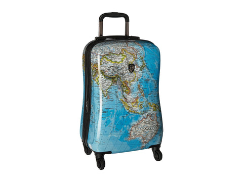 "Heys America Unisex Journey 21"" Spinner Blue One Size"