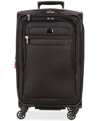 DELSEY Paris Luggage 4-Wheel Carry-on, Black