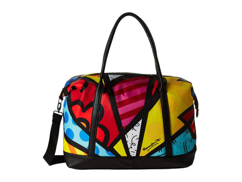 Heys America Unisex Britto New Day Large Travel Duffel Multi One Size