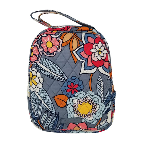Vera Bradley Lunch Bunch Lunch Box (One Size, Tropical Evening)
