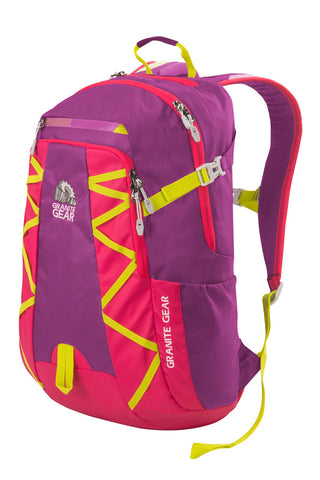 Granite Gear Manitou Backpack - Verbena/Petal/Neolime