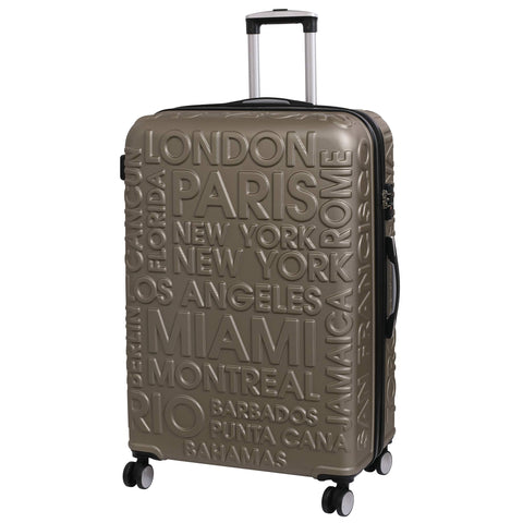 it luggage Suitcase, Gold