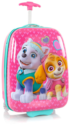 Heys America Nickelodeon Paw Patrol Girl's Carry-On Luggage