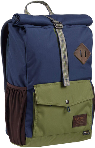 Burton Export Backpack, Mood Indigo Rip Cordura, One Size