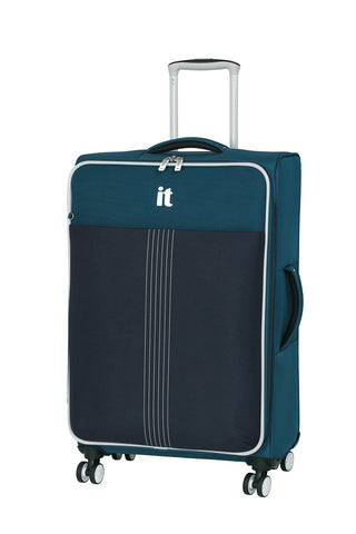 "it luggage 27.4"" Filament 8-Wheel Spinner, Louisiana Blues"