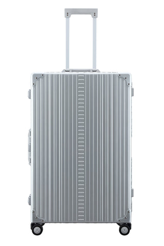 "Aleon 30"" Aluminum Macro Traveler Hardside Checked Luggage with Suiter"
