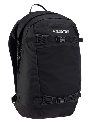 Burton Unisex-Adult Day Hiker 28L, True Black Ripstop New, One Size