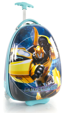 Heys America Egg Shape Transformers Luggage