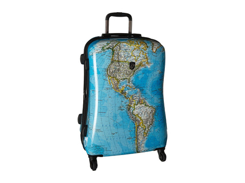"Heys America Unisex Journey 26"" Spinner Blue One Size"