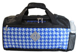"Boardingblue underserat 17"" United Airlines Under Seat Personal item Duffel Bag (Blue)"
