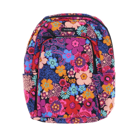 Vera Bradley Laptop Backpack (Floral Fiesta)