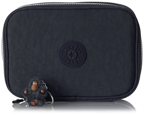 Kipling 100 Pen Case, True Blue, One Size