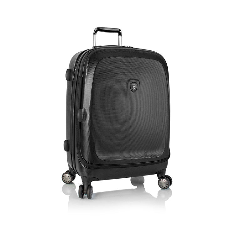 Heys Gateway 26in Smart Luggage Widebody Spinner
