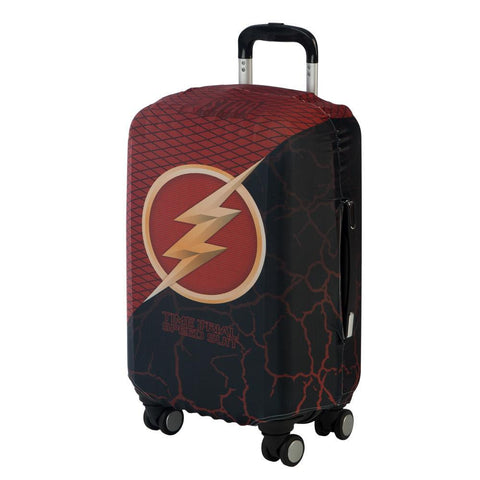 Flash Luggage Cover Dc Comic Luggage Cover Flash Accessories Sc Luggage Cover Flash Gift