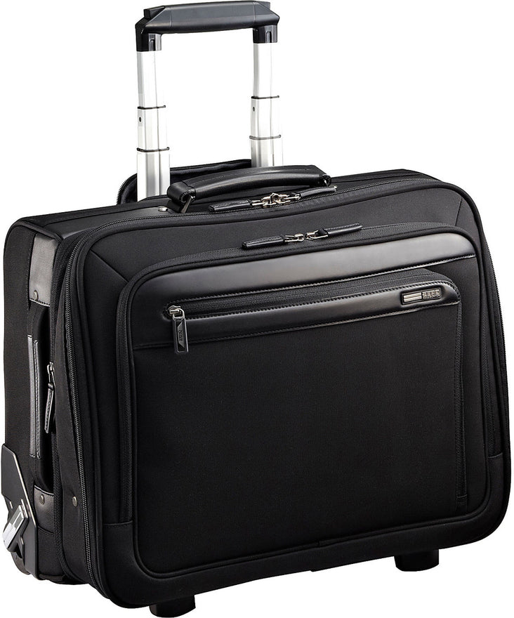 Zero Halliburton Profile 18in Wheeled Expandable Business Case