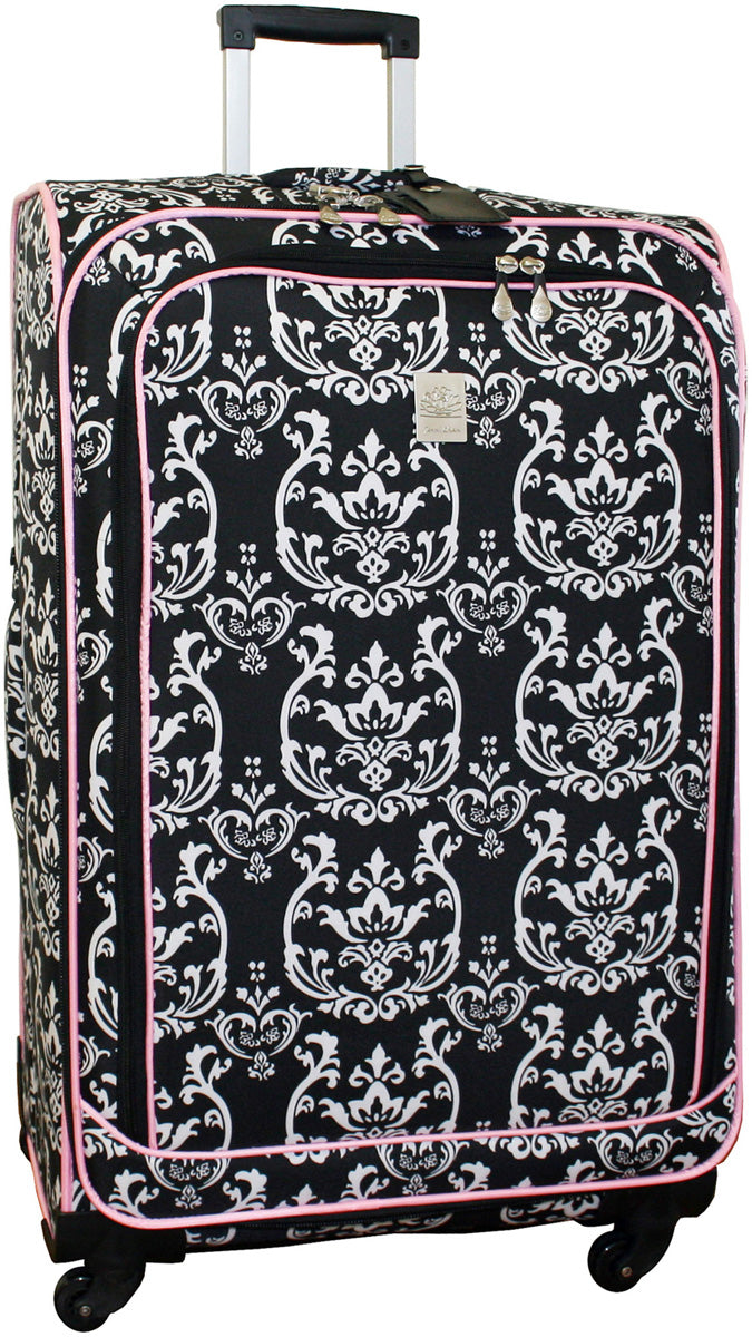 Jenni Chan Damask 28in Upright Spinner