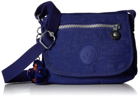 Kipling womens Sabian Crossbody Mini Bag,  Cobalt Dream, One Size