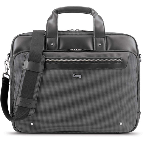 SOLO NEW YORK Park grey Briefcase